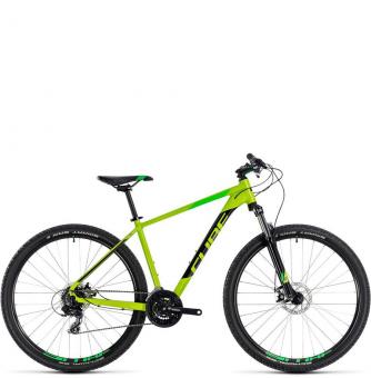 Велосипед Cube Aim 27,5 (2018) kiwi´n´black 2018