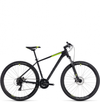 Велосипед Cube Aim 27,5 (2018) black´n´green