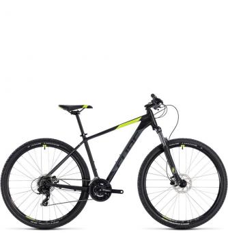Велосипед Cube Aim Pro 29 (2018) black´n´flashyellow