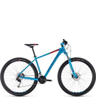 Велосипед Cube Aim SL 29 (2018) blue´n´red