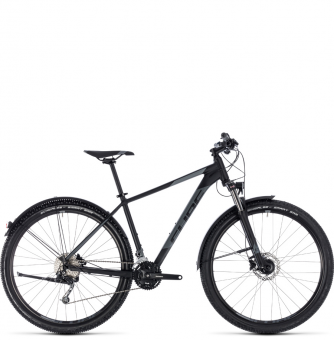Велосипед Cube Aim SL Allroad 29 (2018) black´n´grey