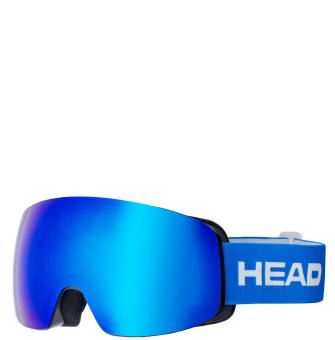 Маска Head Galactic FMR+SpareLens blue (2017)
