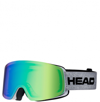 Маска Head Infinity FMR+SpareLens green/blue (2017)
