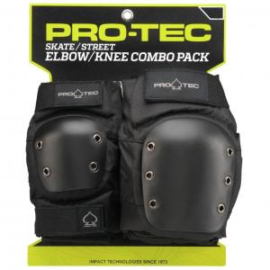 Комплект защиты колени+локти Pro-Tec Street Knee Elbow