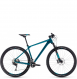 Велосипед Cube Reaction SL 29 (2018) darkblue´n´mint 1