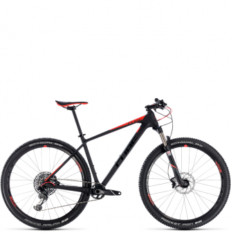 Велосипед Cube Reaction C:62 Pro 29 (2018)