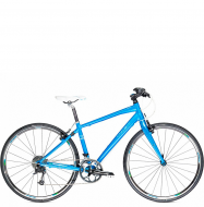 Велосипед Trek 7.5 FX WSD (2014) Seeglass Placid Blue