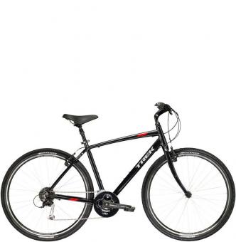 Велосипед Trek Verve 3 (2017)