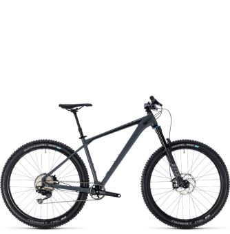 Велосипед Cube Reaction TM 27.5 (2018)