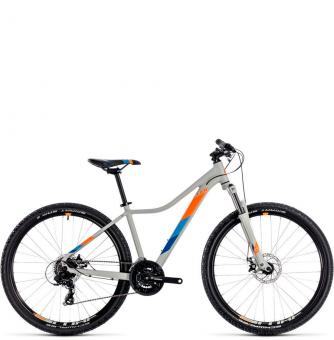 "Велосипед Cube Access WS 29"" (2018) grey´n´orange"