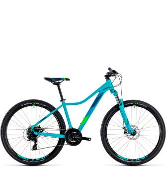 """Велосипед Cube Access WS 27,5"""" (2018) aqua´n´green"""
