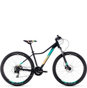 "Велосипед Cube Access WS EAZ 29"" (2018) black´n´mint"