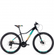 "Велосипед Cube Access WS EAZ 29"" (2018) black´n´mint 1"