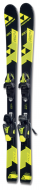 Горные лыжи Fischer RC4 RACE JR. SLR2 + FJ4 SLR (70-120) (2017)