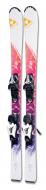 Горные лыжи Fischer Koa Jr. (70-120) + крепления FJ4 SLR (2017)