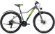 "Велосипед Cube Access WS Allroad 27,5"" (2018)  grey´n´green 1"