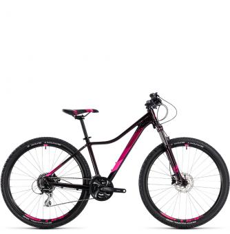 """Велосипед Cube Access WS Exc 27,5"""" (2018) hazypurple´n´berry"""