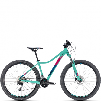 "Велосипед Cube Access WS Pro 27,5"" (2018) mint´n´raspberry"