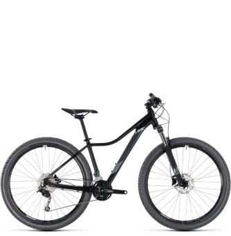 "Велосипед Cube Access WS Pro 27,5"" (2018)  black´n´grey"