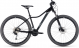 "Велосипед Cube Access WS Pro 29"" (2018) black´n´grey 1"