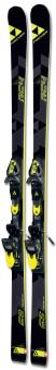 Горные лыжи Fischer RC4 The Curv Ti Allride + RC4 Z11 (2017)