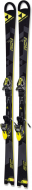 Горные лыжи Fischer RC4 Worldcup SC + RC4 Z12 Powerrail (2017)