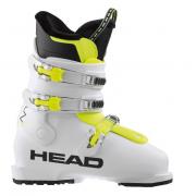 Горнолыжные ботинки Head Z3 white/black/yellow (2018)