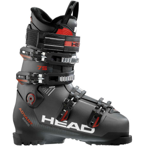Горнолыжные ботинки Head Advant Edge 75 black/red (2018)