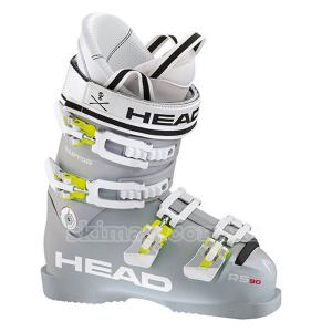 Горнолыжные ботинки Head Raptor 90 RS W grey/white (2018)
