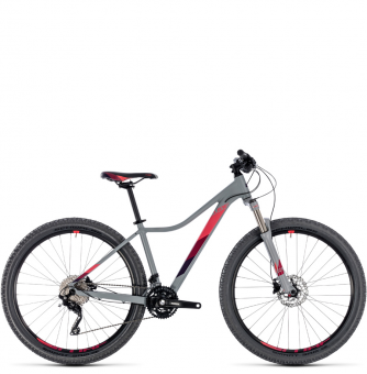 "Велосипед Cube Access WS Race 27,5"" (2018) grey´n´berry"