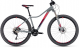 "Велосипед Cube Access WS Race 29"" (2018) grey´n´berry 1"