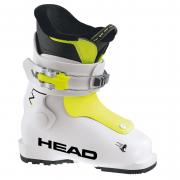 Горнолыжные ботинки Head Z1 white/yellow (2017)