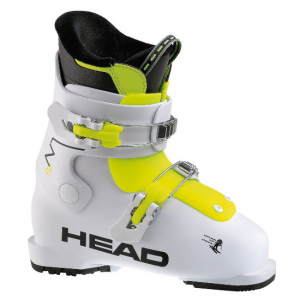 Горнолыжные ботинки Head Z2 white/yellow (2017)