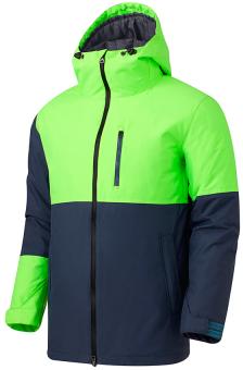 Куртка ROMP 180 Switch Slim Jacket Dark Gray Neon G.