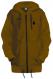 Удлинённая куртка-толстовка Чукча Софт-Шелл хаки 1
