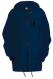 Удлинённая куртка-толстовка Чукча Софт-Шелл тёмно-синий 1