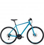 Велосипед Cube Nature EXC (2018) blue´n´blue
