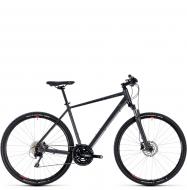Велосипед Cube Nature EXC (2018) iridium´n´red