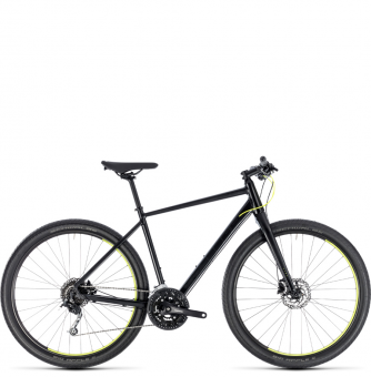 Велосипед Cube Hyde (2018)