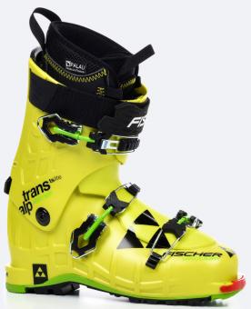 Ботинки горнолыжные Fischer Transalp Vacuum Ts Lite (2016)