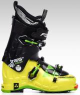 Ботинки горнолыжные Fischer Transalp Vacuum Ts (2016)