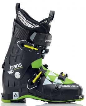 Ботинки горнолыжные Fischer Transalp Thermoshape (2016)