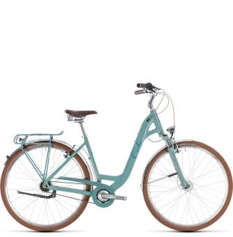 Велосипед Cube Elly Cruise (2018) pistachio´n´blue