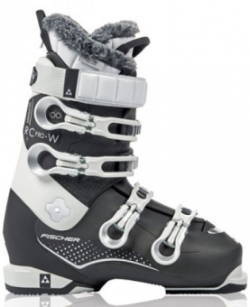 Ботинки горнолыжные Fischer RC Pro W 100 Vacuum CF (2017)