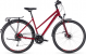 Велосипед Cube Touring EXC Trapeze (2018) darkred´n´red 1