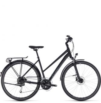 Велосипед Cube Touring EXC Trapeze (2018) black´n´grey