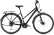 Велосипед Cube Touring EXC Trapeze (2018) black´n´grey 1