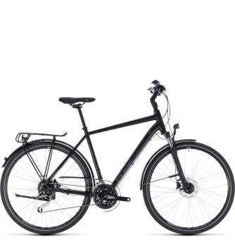 Велосипед Cube Touring EXC (2018)  black´n´grey