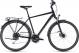 Велосипед Cube Touring EXC (2018)  black´n´grey 1