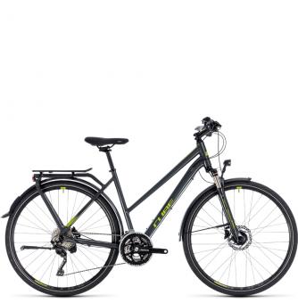 Велосипед Cube Kathmandu Pro (2018) iridium´n´green